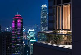 100 Hong Kong Penthouse Inside A MultimillionDollar Luxury In