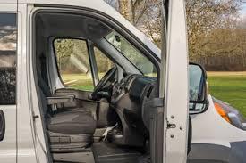 Pleasure Way Lexor Passenger Side Door