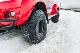 Toyota HiLux By Arctic Trucks Front Wheels In Snow - Motor Trend