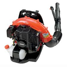 215 MPH 510 CFM 582cc Gas Backpack Blower With Tube Throttle