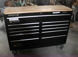 Mastercraft Maximum Rolling Toolbox | Item AQ9484 | SOLD! Se...