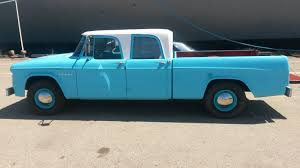 Low Mileage Sweptline: 1963 Dodge D200 | Stuff I Like | Pinterest ... Dodge Other P200 Vans Trucks And Motor Car Used 1963 Truck Exterior Parts For Sale Dart Streetlegal Factory Experimental Replica Hot 2002 Ram Pickup 2500 Photos Informations Articles All American Classic Cars Ford F100 Custom Cab Classiccarscom Cc10554 Scarzilla 1962 D150 Club Specs Modification Info Greenlight D100 Gulf Oil Pick Up 164 Light Blue Truck07 Advertising Pinterest Rigs 1962dodged100truck Rod Network W300 Pickups Panels Original M601 Power Wagon W265 Kissimmee 2017