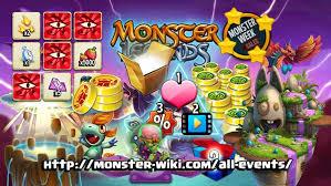 Halloween Monster List Wiki by All Events Monster Legends Wiki