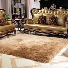 120X170CM Pure Wool Fur Carpets For Living Room Luxury Home Bedroom Rugs And 5CM