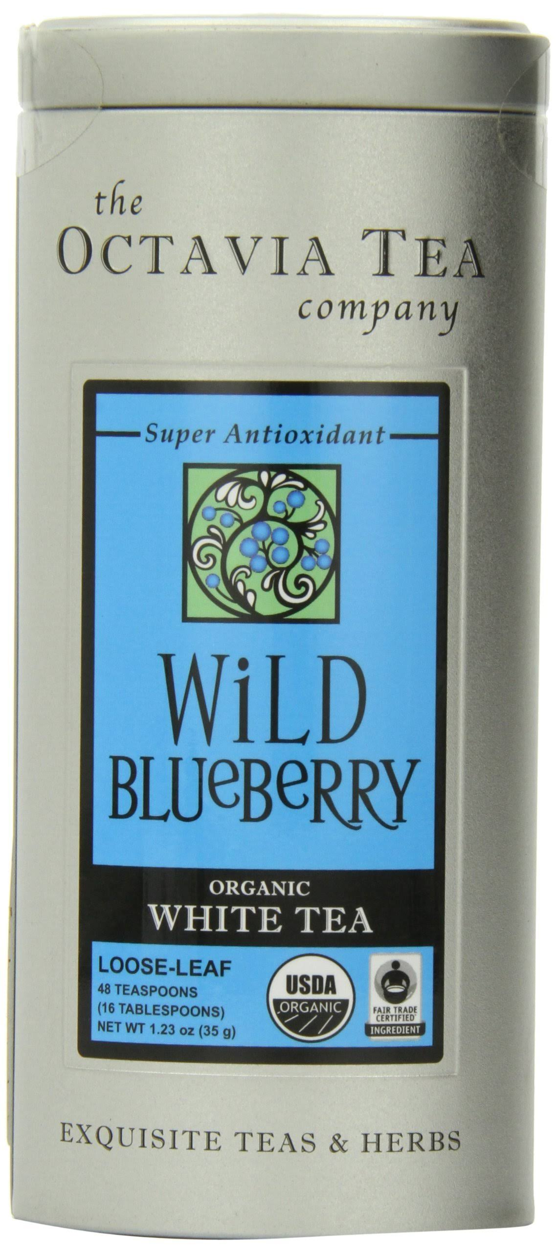 Octavia Wild Blueberry Organic White Tea