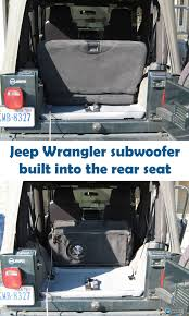 Build A Subwoofer Enclosure Into The Backseat Of Your Jeep Wrangler ... The Best Budget Subwoofer 38 Fresh Truck Bed Liner Spray Boxsprings Bedden Matrassen Best Car Subwoofer Brands Top 10 Pick Speakers 2016 Reviews Amazoncom Audiobahn Tq10df 1200w Shallow Mount Budget Subwoofers Under 50 And 100 4 Great Buys In 2019 Bass Head Subs For Big A Tight Space Specific Bassworx Of 2018 Quality And Enclosures 20 Seat Ultimate Guide Rated Component At Crutchfieldcom 10inch