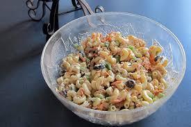 salade de pâtes froide au thon à la grecque recettes du québec