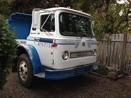 1969 International Loadstar Cabover Dump Truck (