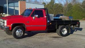 100 86 Chevy Truck Flatbed S