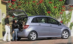 essais auto habitacle carrosserie mercedes classe b auto