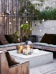 Outdoor Cafe Lighting Ideas
