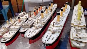 Roblox Rms Olympic Sinking by Ocean Liner Model Youtube