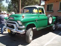 1956 GMC 1 Ton Napco 4x4 | Vintage 4x4 Trucks | Pinterest | Trucks ... 1956 Gmc Pickup For Sale Classiccarscom Cc1015648 Gmc56 Photos 100 Finland Truck Cc1016139 Panel Information And Momentcar Pin By James Priewe On 55 56 57 Chevy Gmc Pickups Ideas Of Picture Car Locator Devon Hot Rods Club Cars Piece By Rod Network 1959 550series Dump Bullfrog Part 1 Youtube New 2018 Sierra 1500 Sle Crew Cab Onyx Black 4190 440 56gmc Hash Tags Deskgram Hammerhead 0560436 62018 Front Bumper Low