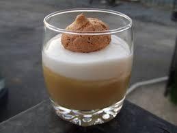 dessert a base de compote de pommes recette verrine douceur à la compote 750g