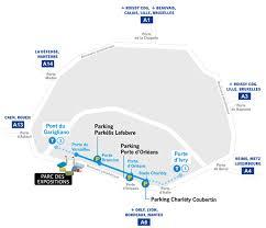 parking r porte de versailles bijorhca show expo porte de versailles exhibition centre car