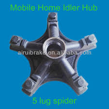 Mobile Relocatable Portable Home 5 Lug Idler Hub Unbraked Axle