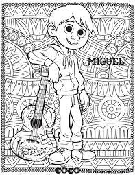Coloriage Enfant Tsum Disney Facile Simple JeC 8069