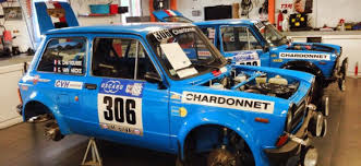 préparatifs rallye monte carlo historique 2015 chardonnet