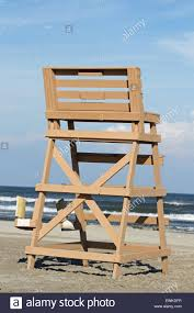 Beach Lifeguard Chair Plans by Lifeguard Chair On The Beach In Wildwood Crest New Jersey Usa