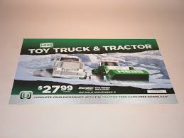 HESS 2013 TOY TRUCK AND TRACTOR HORIZONTAL VINYL POSTER 19 1/2 WIDE ... 2013 Hess Toy Truck Tractor Ebay 111617 Ktnvcom Las Vegas 2015 Hess Available Nov 1st 3099 Black Friday Ads Trucks At Gas Stations And Airplane Toy Truck And Tractor Mint In The Box Bag 121596827434 2017 Toy Trucks New In Original Box Unopened Toys 17 Best Collection Images On Pinterest Truck Book 50th Anniversary 2014 Never Open New Evan And Laurens Cool Blog 2113 Backeven Though Gas Stations Are No More