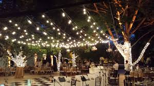 Get Your String Lights in Shape with Popular Patio Light Hanging