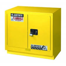 Justrite Flammable Cabinet 45 Gallon by Justrite Sure Grip Ex Flammable Safety Cabinet 45 Gal