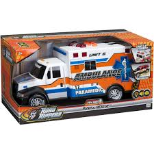 100 Rush Truck Center Albuquerque Road Rippers 14 Rescue Ambulance Car Walmartcom