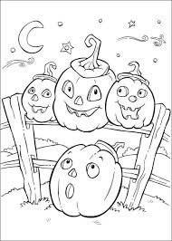 Halloween Coloring Pages Book Free Printables