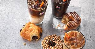 Dunkin Donuts Pumpkin Donut Ingredients by 8 New Dunkin U0027 Donuts Items To Try This Spring