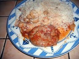 recette de crépinettes de porc mijotées aux chignons