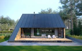 100 Modern Wooden Houses Live In Wood B AFFORDABLE MODERN PREFABRICATED HOUSE PAO Architects