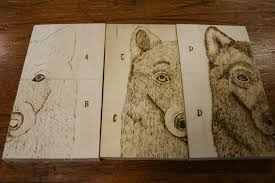 diy wolf wood carving wooden pdf easy murphy wall bed plans