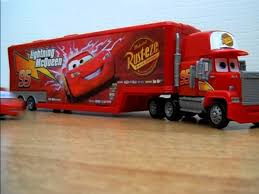 Lightning McQueen & Mack - RC Fun! - YouTube