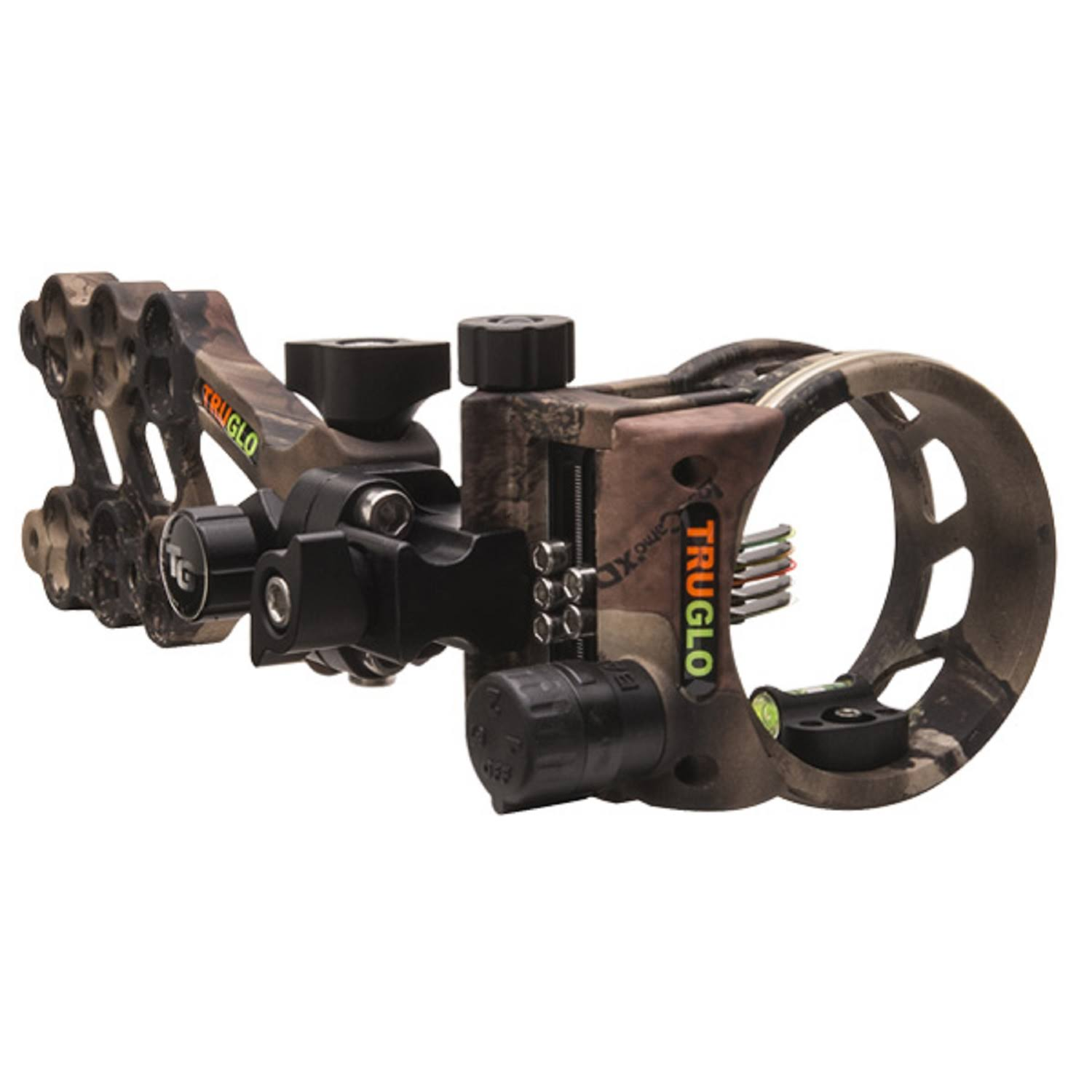 Truglo Hyper-strike 5 Pin DDP Sight - Lost XD Camo