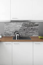 spritzschutz glas arizona stonewall panorama küche