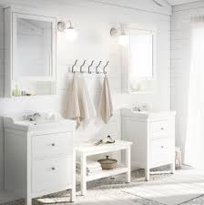 hemnes bathroom series a traditional approach to a tidy bathroom