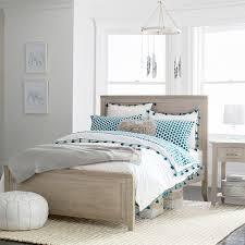 Pottery Barn Raleigh Bed by Hampton Classic Bed Pbteen