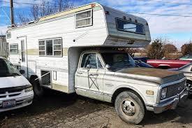 100 Custom Truck Camper MTSEMA18 ReRun 1972 Chevy C30
