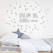 Baby Wall Decals South Africa by Dream Big Little One Wall Sticker By Koko Kids