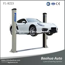 2 Post Car Lift Low Ceiling by Car Hoist Car Hoist Suppliers And Manufacturers At Alibaba Com