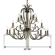 Home Depot Ceiling Chandeliers by Chandeliers