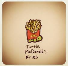 Turtle McDonald s Fries · Kawaii DrawingsEasy