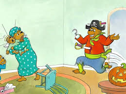 Berenstain Bears Halloween Youtube by Berenstain Bears Halloween Images Reverse Search