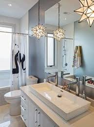 Double Vanity Small Bathroom by No Room For A Double Sink Vanity Try A Trough Style Sink With Two