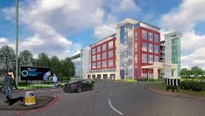 Hilton Garden Inn Birmingham Airport UK