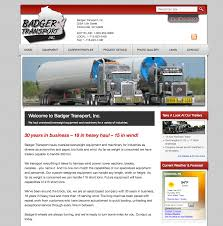 Badger Transport, Inc. ~ WI & MN - Fox Valley Web Design LLC Honey Badger Mexico Best Truck Resource Ming Cporation Productservice 60 Photos Facebook 2017 State Show Dodge County Fairgrounds Beaver Dam Carlile Transportation The Jack Jessee Blog Page 2 Wide Load Trucking Companies Image Kusaboshicom Driving Careers Quire Flexibility Sacrifice Honeybadger Llc Transportation Service 2000 Freightliner Fld132t Classic Xl Salvage For Sale Hudson Meet Macs Member Jim Hittman Mobile Air Cditioning Society Beauty Kenworth Trucks Semi And Peterbilt 379 Veriha