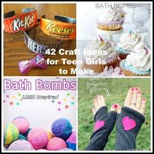 42 Craft Ideas For Teen Girls To Make With Fun Easy Crafts Teenage