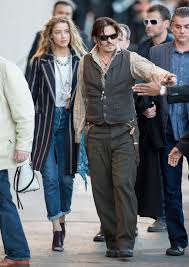 Jimmy Kimmel Halloween Candy 2010 by Johnny Depp Amber Heard Marry Report Ny Daily News