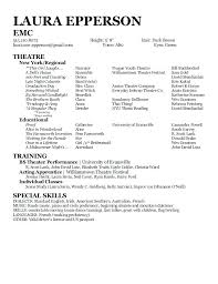 Resumes For Beginners Cosmetologist Sample