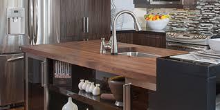 cuisine de comptoir comptoirs de cuisine armoires cuisines